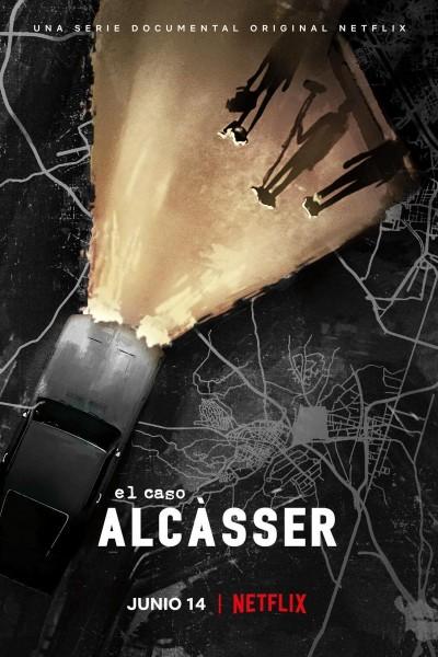 Caratula, cartel, poster o portada de El caso Alcàsser