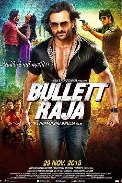 Caratula, cartel, poster o portada de Bullett Raja