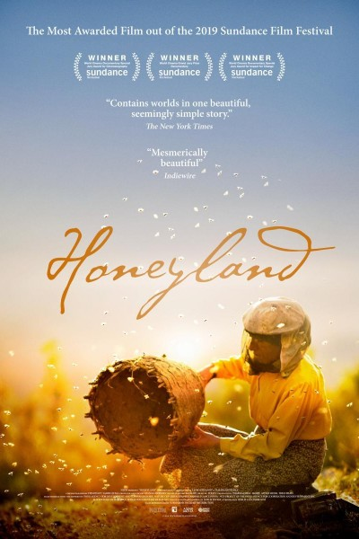 Caratula, cartel, poster o portada de Honeyland