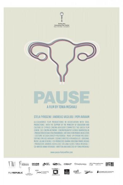 Caratula, cartel, poster o portada de Pause