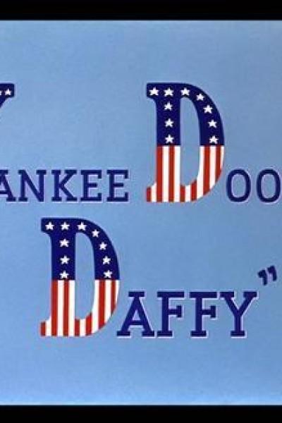 Caratula, cartel, poster o portada de Yankee Doodle Daffy