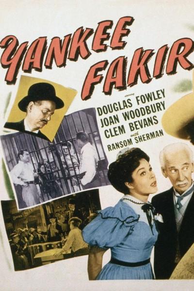 Caratula, cartel, poster o portada de Yankee Fakir