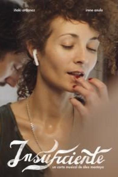 Caratula, cartel, poster o portada de Insuficiente