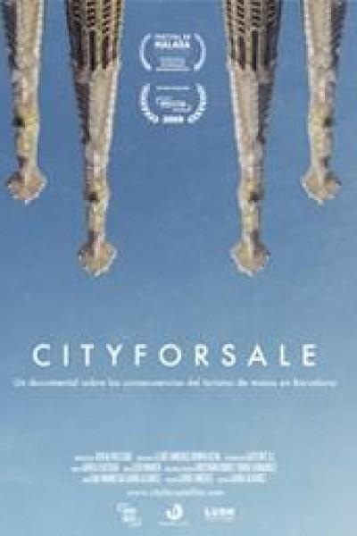 Caratula, cartel, poster o portada de City for Sale