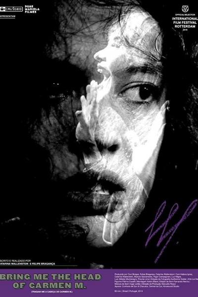 Caratula, cartel, poster o portada de Bring Me the Head of Carmen M.