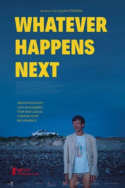 Caratula, cartel, poster o portada de Whatever Happens Next
