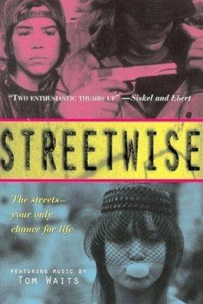 Caratula, cartel, poster o portada de Streetwise