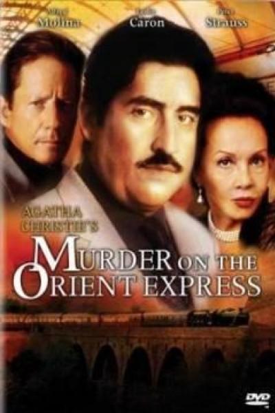 Caratula, cartel, poster o portada de Asesinato en el Orient Express