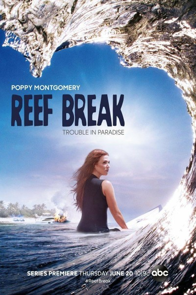 Caratula, cartel, poster o portada de Reef Break