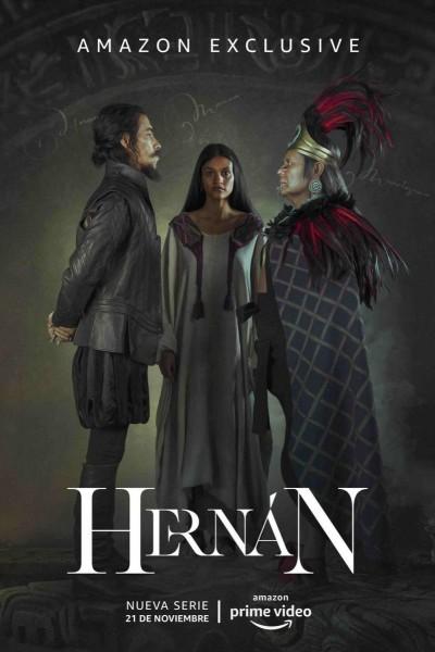 Caratula, cartel, poster o portada de Hernán