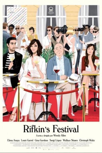 Caratula, cartel, poster o portada de Rifkin\'s Festival