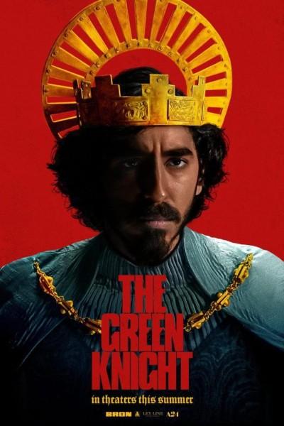 Caratula, cartel, poster o portada de The Green Knight
