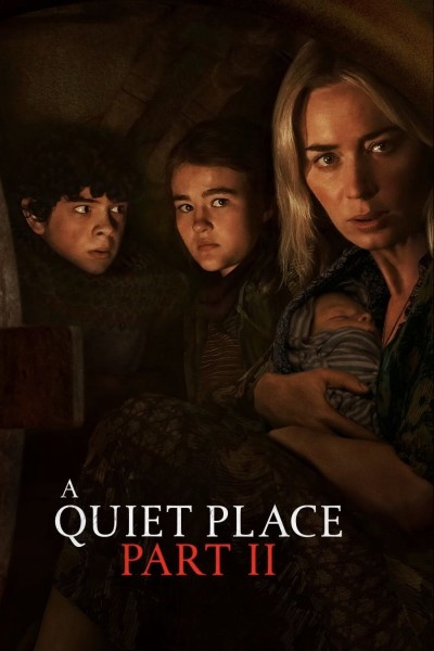 Caratula, cartel, poster o portada de Un lugar tranquilo 2