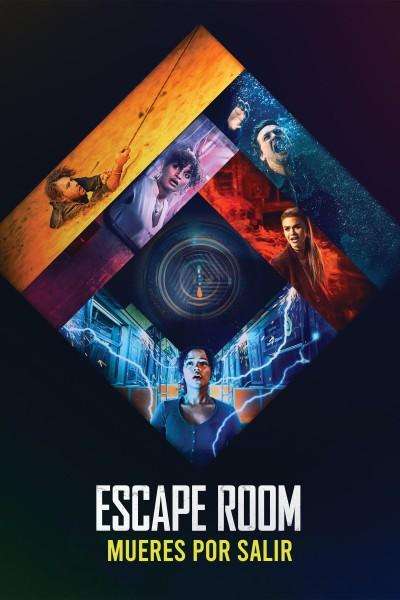 Caratula, cartel, poster o portada de Escape Room 2: Mueres por salir
