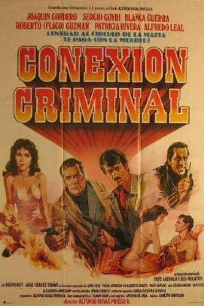 Caratula, cartel, poster o portada de Conexión criminal