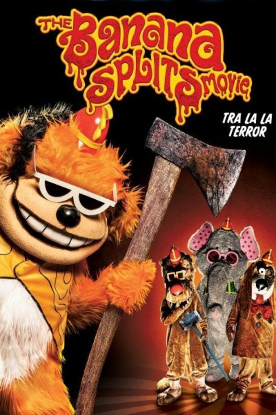 Caratula, cartel, poster o portada de The Banana Splits Movie