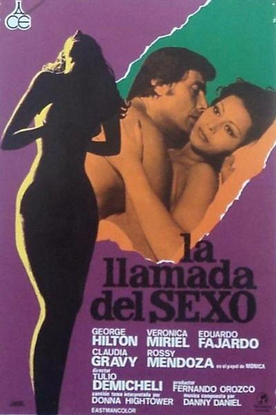 Caratula, cartel, poster o portada de La llamada del sexo