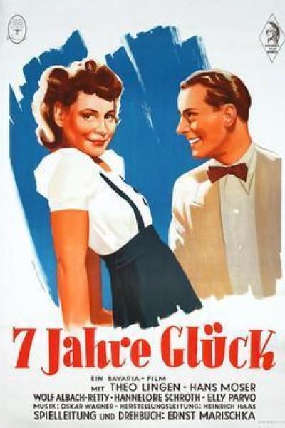 Caratula, cartel, poster o portada de Seven Years of Good Luck