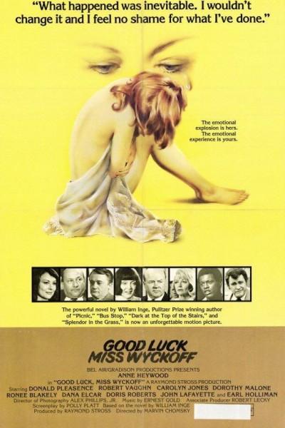 Caratula, cartel, poster o portada de Buena suerte, Miss Wyckoff
