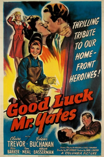 Caratula, cartel, poster o portada de Good Luck, Mr. Yates