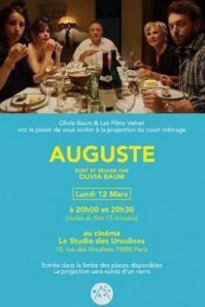 Caratula, cartel, poster o portada de Agosto