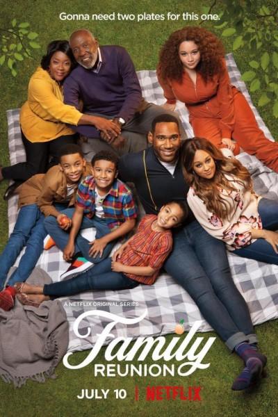 Caratula, cartel, poster o portada de Reunión familiar