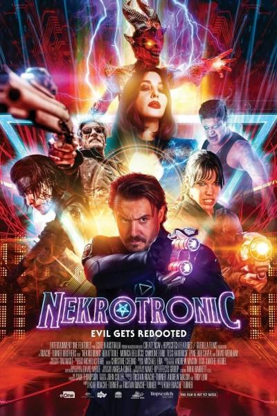 Caratula, cartel, poster o portada de Nekrotronic