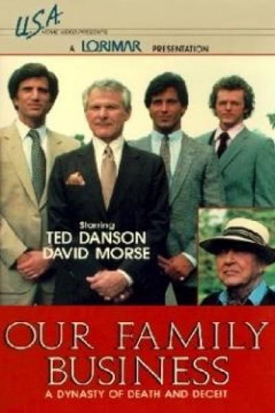 Caratula, cartel, poster o portada de Negocios de familia