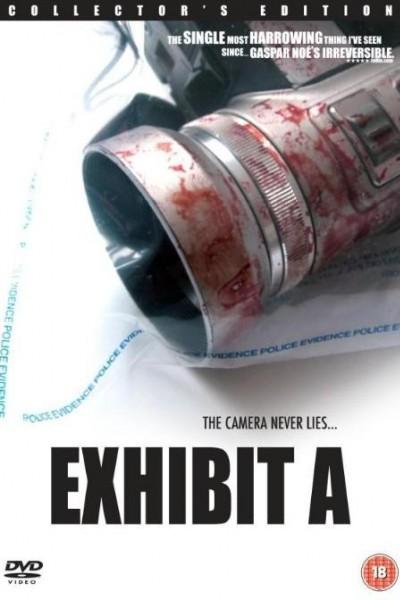 Caratula, cartel, poster o portada de Exhibit A