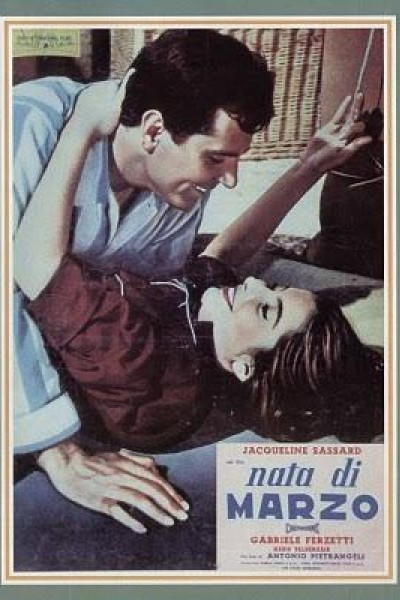 Caratula, cartel, poster o portada de Nacida en marzo