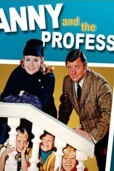 Caratula, cartel, poster o portada de Nanny and the Professor