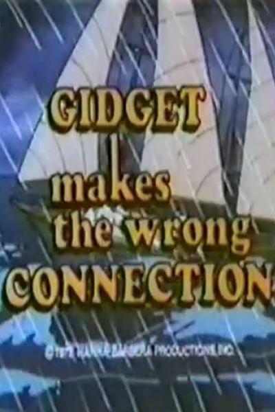 Caratula, cartel, poster o portada de Gidget Makes the Wrong Connection