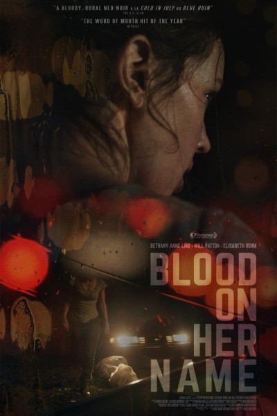 Caratula, cartel, poster o portada de Blood on Her Name