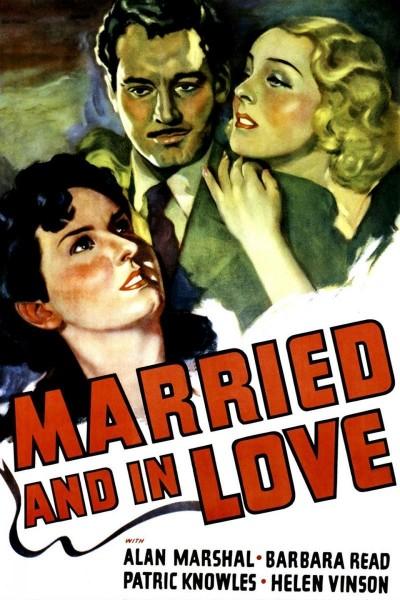 Caratula, cartel, poster o portada de Married and in Love