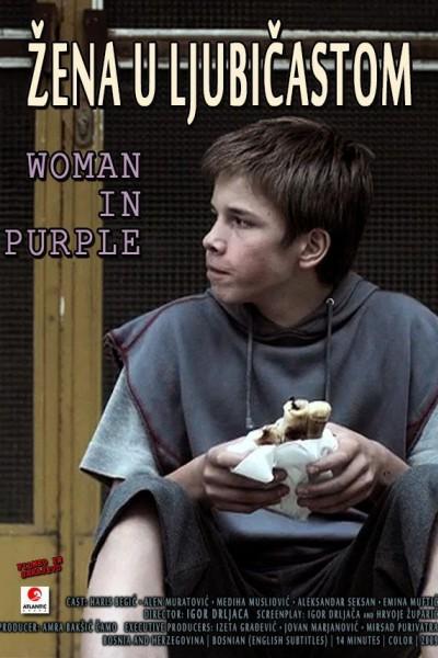 Caratula, cartel, poster o portada de Woman in Purple