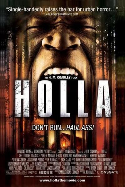 Caratula, cartel, poster o portada de Holla