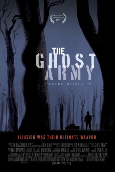 Caratula, cartel, poster o portada de The Ghost Army