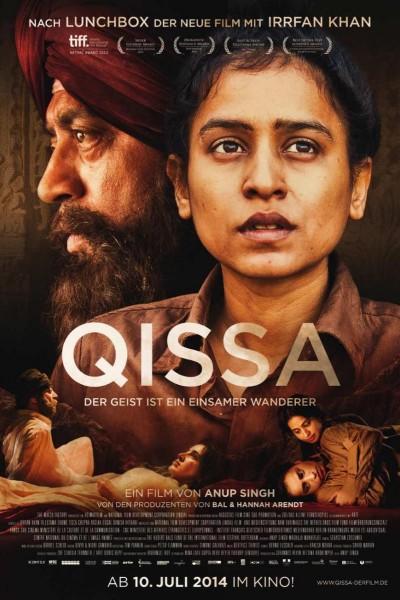 Caratula, cartel, poster o portada de Qissa
