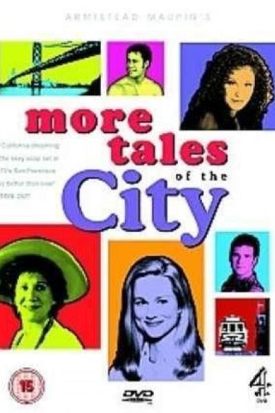 Caratula, cartel, poster o portada de More Tales of the City
