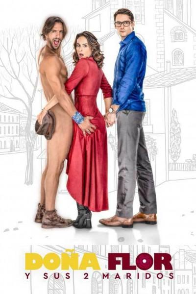 Caratula, cartel, poster o portada de Doña Flor y sus 2 maridos