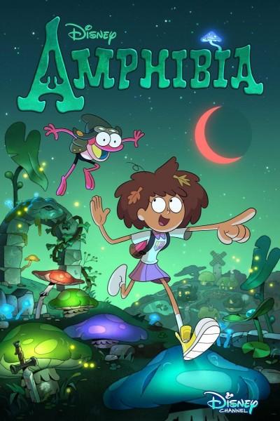 Caratula, cartel, poster o portada de Anfibilandia