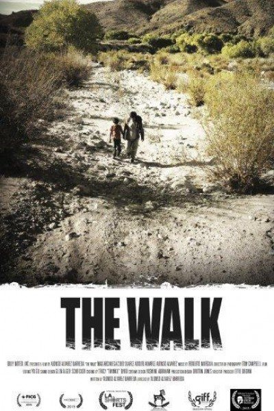 Caratula, cartel, poster o portada de The Walk