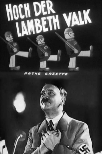 Caratula, cartel, poster o portada de Schichlegruber: Doing the Lambeth Walk