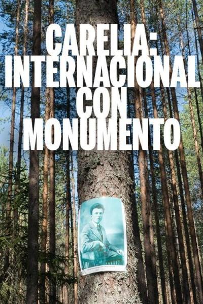 Caratula, cartel, poster o portada de Carelia: Internacional con monumento