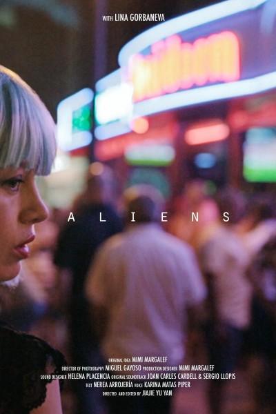 Caratula, cartel, poster o portada de Aliens