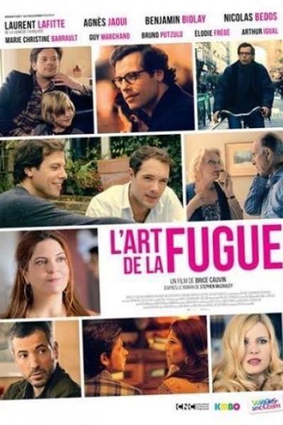 Caratula, cartel, poster o portada de L\'art de la fugue
