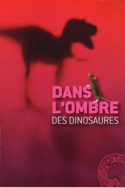 Caratula, cartel, poster o portada de A la sombra de los dinosaurios