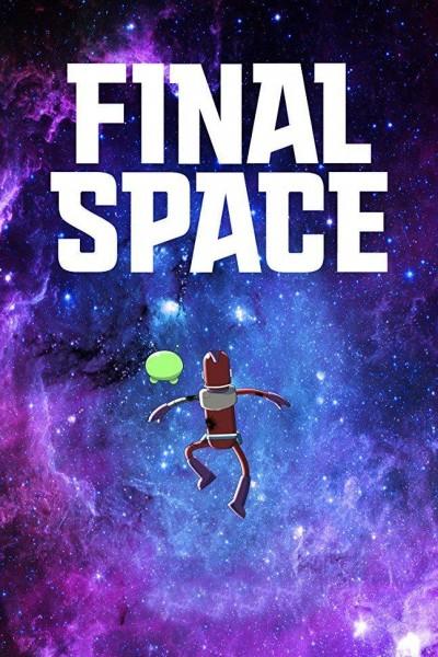 Caratula, cartel, poster o portada de Final Space