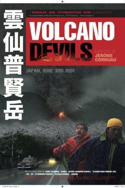 Caratula, cartel, poster o portada de Volcano Devils