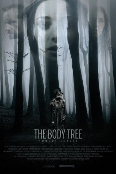 Caratula, cartel, poster o portada de The Body Tree